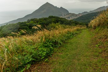 Looking back at Jiufen