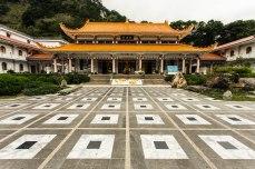 Temple at Taroko Gorge